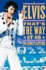 Elvis: That's the Way It Is (DVD, 2001, Special Edition) ELVIS PRESLEY Like New