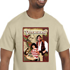 Voyagers! T-Shirt NEW (NWT) *Pick your color & size* 80's TV show image