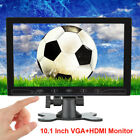 "7""/9""/10"" LCD Monitor CCTV PC Screen AV/RCA/VGA/HDMI 1080P for Raspberry Pi - US"