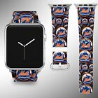 New York Mets Apple Watch Band 38 40 42 44 mm Series 1 2 3 4 Wrist Strap 1 on Ebay