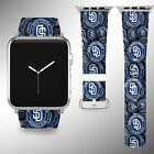 San Diego Padres Apple Watch Band 38 40 42 44 mm Series 1 2 3 4 Wrist Strap 1 on Ebay