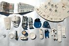 VINTAGE STAR WARS MILLENNIUM FALCON PARTS KENNER screws panel radar seat ramp $3.99 USD on eBay