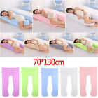 U-Shaped Full Body Support Pillow Sleeping Cushion For Pregnancy Maternity Women image