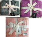 UGG  Duffield Throw Blanket Various Colors 1008092SS BODACIOUS, Peach ~ New! image