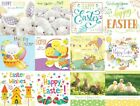 PACK OF 6 EASTER CARDS | REIGIOUS | CUTE | CHOICE OF CARD | BUNNY CHICK EGG