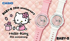 2019 New! CASIO BABY-G BGA-150KT HELLO KITTY Collaboration Model Lady's 2 Colors