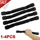 1x2x4x Rubber Boat Luggage Side Mount Carry Handles Fitting for Kayak Canoe Boat