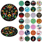 Large Size Round Circle Mousepad Large For PC Laptop Home Office and Gaming Desk