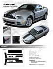 Mustang 2013-2014 BOSS 302 Style Stripes Decals Hood Sides 3M Pro Vinyl Graphics