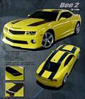 Rally Racing TRANSFORMERS Style Stripes 3M Cast Decal Graphics 2010-2013 Camaro