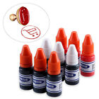 Внешний вид - 10ml Flash Refill Ink For Photosensitive Seal Stamp Oil Stamping Machine DIY