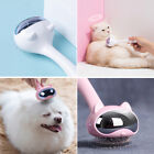 Pet Grooming Cleaning Detoxification Brush Comb Massager Comb Dog Cat Beauty ONE