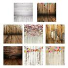 49G Wood Grain Pattern Photography Backdrop Newborn Baby Photo Studio Background