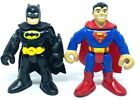 IMAGINEXT DC Super Friends Heroes & Villains Used Figures. Loose *Please Select*