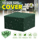 13 Size Garden Patio Furniture  Lounger Cover Waterproof Rattan Table Outdoor