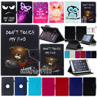 US For Sprint Slate 10 Inch (AQT100) Tablet Universal Leather Stand Cover Case