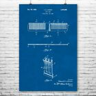 Hair Comb Poster Print Stylist Fashion Gift Barber Shop Hair Dresser Grooming