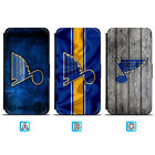 St. Louis Blues Leather Case For Samsung Galaxy S10 S10e Lite S9 S8 Plus $7.99 USD on eBay
