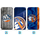New York Islanders Leather Case For Samsung Galaxy S10 S10e Lite S9 S8 Plus $7.99 USD on eBay