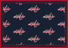 Washington Capitals NHL Team Repeat Area Rug Milliken $239.0 USD on eBay