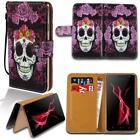 Leather Smart Stand Wallet Card Cover Case For Various Elephone P Series Phones