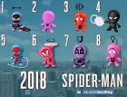 McDonald's Russia Toy Happy Meal 2018 Spider-Man