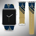Los Angeles Rams Apple Watch Band 38 40 42 44 mm Series 5 1 2 3 4 Wrist Strap 05 $32.99 USD on eBay
