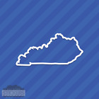 Kentucky Ky State Outline Vinyl Decal Sticker