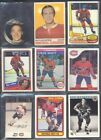(6) Montreal Canadiens Hockey Card Lots of (50) 1970's & Up: You Pick Lot+BONUS! $10.62 CAD on eBay