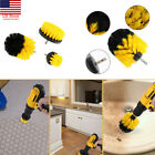 Cleaning Drill Brush Electric Wall Tile Grout Power Scrubber Tub Cleaner Combo
