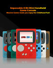 Video Game Console 8 Bit Retro Pocket Handheld Game Player Classic Games E4Gc
