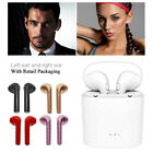 Wholesale In Ear Pods Bluetooth Headset Ear Bud Earphones Headset iPhone Android