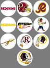 "Washington Redskins Set of 10 Buttons or Magnets Set 1.25"" NEW $5.0 USD on eBay"