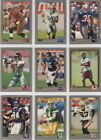 2001 Topps Football Complete Team Sets  **Pick Your Team** $1.99 USD on eBay