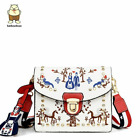 Women Messenger Bag Girl Pearl Embroidery Flower Bag Female Crossbody Tote Bags, used for sale  Shipping to Canada