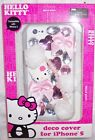 HELLO KITTY DECO OR DIARY STYLE OR SILICONE COVER FOR I PHONE 5 -U CHOOSE