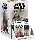 Star Wars Destiny Convergence Rare Single Play sets (2 copes) with Dice