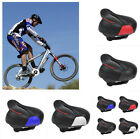 Wide Big Bum Bicycle Gel Cruiser Extra Comfort Sporty Soft Pad Saddle Seat ZS