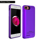 4200mAh Magnetic Slim External Charger Battery Case Backup Pack Power Bank Cover