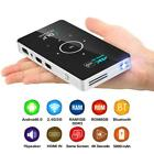 Mini Android 6.0 Portable Smart DLP Projector 8GB Wifi Bluetooth 4K 1080P HDMI