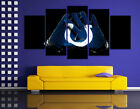 HD Printed Sports Oil Painting Home Wall Decor Art On Canvas Indianapolis Colts $26.0 USD on eBay