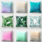 Tropical Boho Polyester Throw Pillow Case Sofa Car Cushion Cover Room Decor image