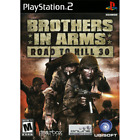 .PS2.'   '.Brothers In Arms Road To Hill 30.