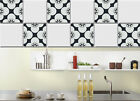 Tile stickers for kitchen, bathroom, floor tiles, stairs riser - SET OF 10 - n20