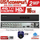 HIKVISION 16 Ch DVR DS-7216HGHI-F1 ( HARD DRIVE OPTIONAL) HD 1080P TurboHD