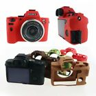 Soft Silicone Camera case for Sony A7 II A7II A7R Rubber Protective Body Cover