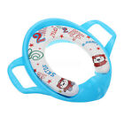 Baby Kids Toddler Toilet Seat Cover Padded Cushion Baby Bathroom Potty Training