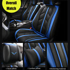 13Pcs Deluxe 5 Seat Car PU Leather Full Surround Car Seat Cover Cushion Set US $129.19 USD on eBay