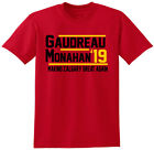 Johnny Gaudreau Sean Monahan Calgary Flames 2019 T-Shirt $16.99 USD on eBay
