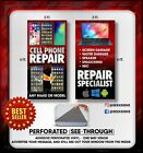 Cell Phone Repair Specialist Banner Poster Sign computer iphone ipad ipod
